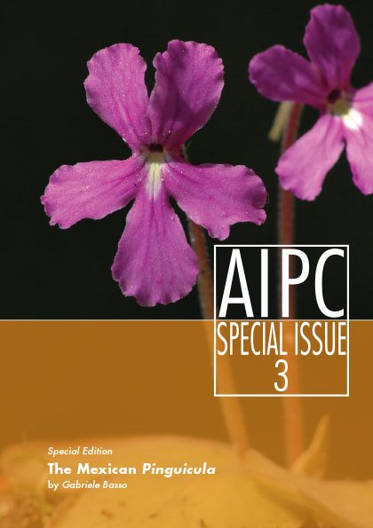 AIPC Special Issue 3: Mexican Pinguicula