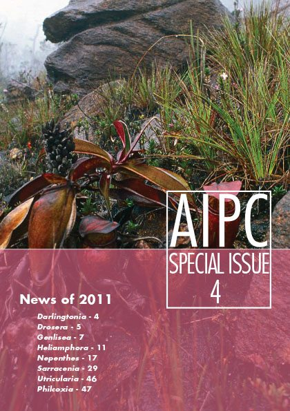 AIPC Special Issue 4: News of 2011