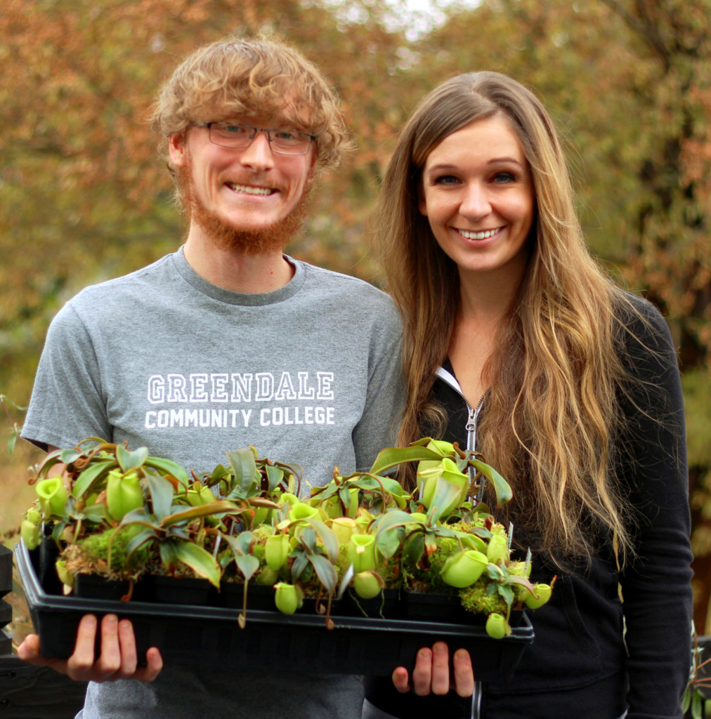 Kurtis & Elizabeth - Owners of Curious Plant